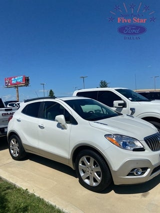Used Buick Encore Dallas Tx