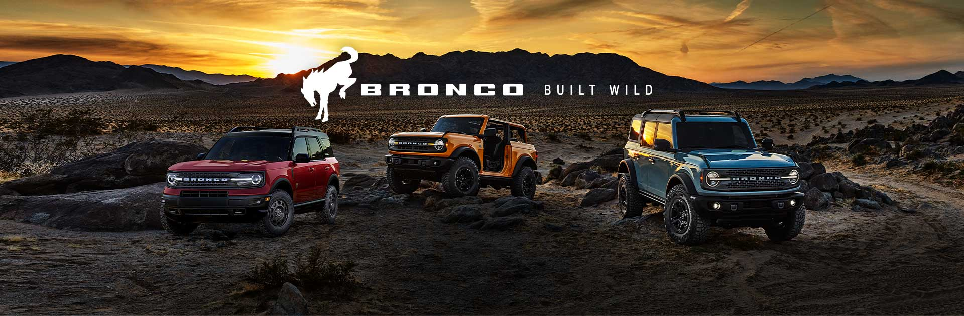 Ford 2021 Bronco